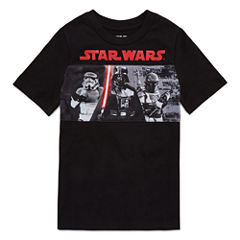 Star Wars Graphic T-Shirt-Preschool Boys