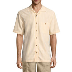 Island Shores Short Sleeve Camp Shirt