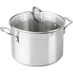 Calphalon® Classic 6-qt. Stainless Steel Stock Pot with Lid