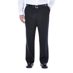 Haggar® Premium No Iron Classic-Fit Flat-Front Khakis - Big & Tall