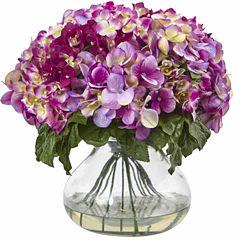 Hydrangea Floral Arrangement