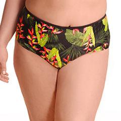 Paramour High Waist Swimsuit Bottom-Plus
