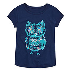 Arizona Short Sleeve Graphic Tee - Girls' 7-16 and Plus