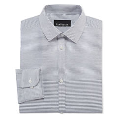 Van Heusen Long Sleeve Woven Dress Shirt - Big Kid Boys