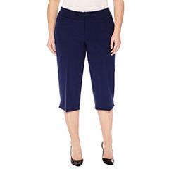 Worthington® Bi-Stretch Cropped Pants 20