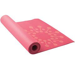 Lotus Yoga Reversible Printed Yoga Mat Pack