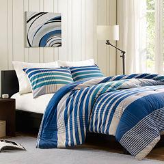 INK+IVY Connor Plaid Comforter Set