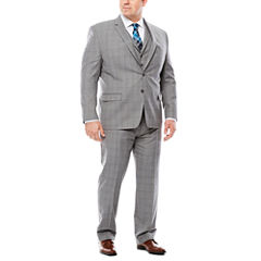 Collection by Michael Strahan Plaid Suit Jacket or Pants - Big & Tall