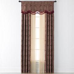 Royal Velvet® Vance Lined Window Treatments