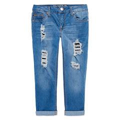 Vgold Cropped Pants - Big Kid Girls