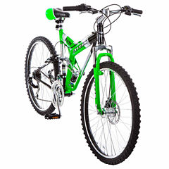 Glacier Alloy Dual Suspension