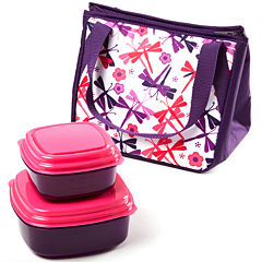 Fit & Fresh® Christina 4-pc. Kids Lunch Kit