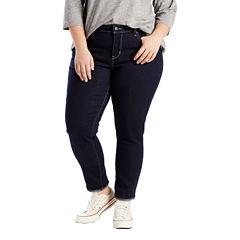 Levi's 711 Skinny Jeans-Plus