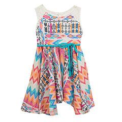 Rare Editions Sleeveless Sundress - Preschool Girls