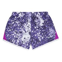 Nike Pattern Running Shorts - Preschool Girls