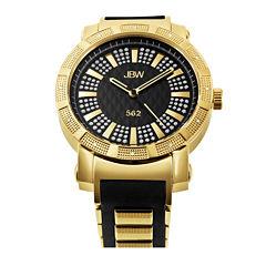 JBW 562 Mens 1/8 CT. T.W. Diamond Two-Tone Watch JB-6225-J
