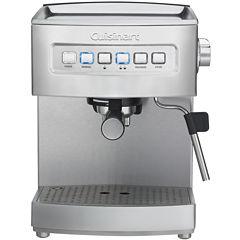 Cuisinart® Stainless Steel Programmable Espresso Maker