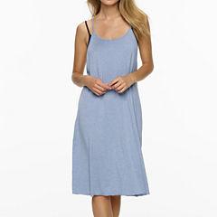 Jezebel Racerback Lounge Cover-Up Sun Dress