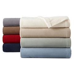 JCPenney Home™ Ultra Soft Micro Fleece Blanket