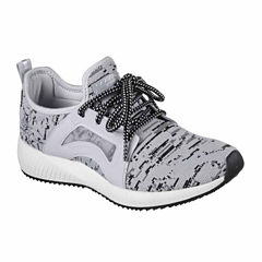 Skechers Bobs Double Dare Womens Sneakers