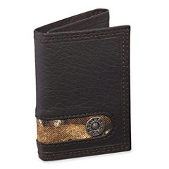 Realtree® Brown Trifold Wallet
