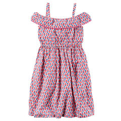 Carter's Sleeveless Dress - Toddler Girls