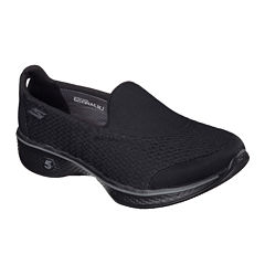 Skechers® Go Walk 4 Pursuit Slip-On Womens Sneakers