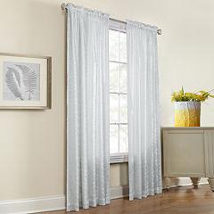 Thermalace Ann Rod-Pocket Curtain Panel