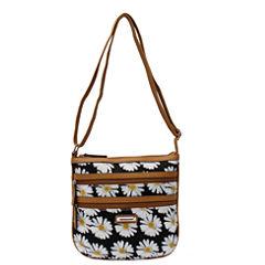 Rosetti Basil Crossbody Bag
