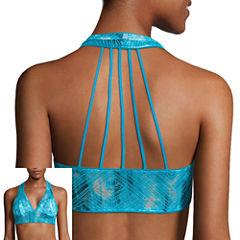 Flirtitude Wireless Strappy Back Bralette