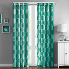 Adisa Grommet-Top Curtain Panel
