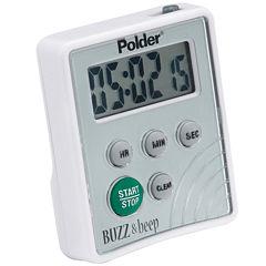 Polder® Buzz & Beep Timer