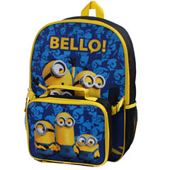 Despicable Me Minion Backpack and Lunch Box