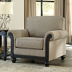 Signature Design by Ashley® Blackwood Fabric Chair