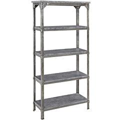 Uptown Style 5-Tier Storage Shelf