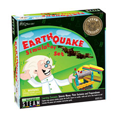 Great Explorations STEAM Learning System - Science: Earthquake Simulator Set