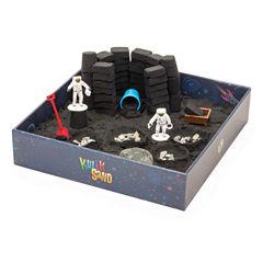Be Good Company KwikSand Play Set - Space Station