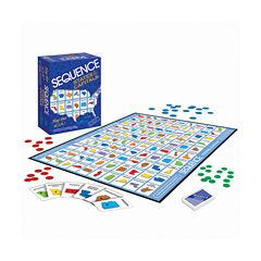 Jax Ltd. Sequence States & Capitals Game