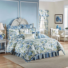 Waverly® Floral Engagement Reversible 4-pc. Comforter Set