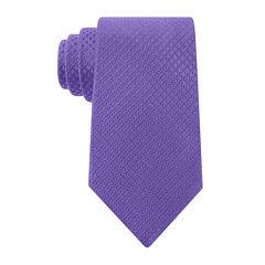 Stafford® Windmill Solid Silk Tie