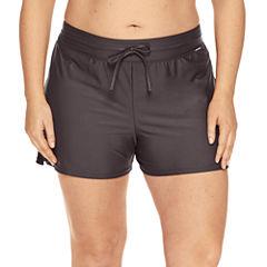 Zeroxposur Drawstring Swim Shorts Plus