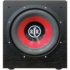 BIC America RTR-EV1200 12IN 475-Watt RtR EvictionSeries Front-Firing Powered Subwoofer