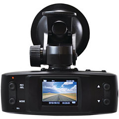 SecurityMan Inc. Carcam-SD Carcam Full HD Car Camera with Impact-Sensing Recording