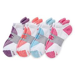 Champion® 4-pk. Double Dry® Tab No-Show Socks