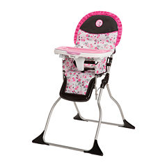 Disney Minnie Mouse Simple Fold High Chair