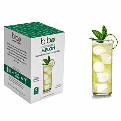 BIBO Cucumber Melon 18-Count Cocktail Mix Pouches
