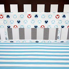 Disney Mickey Crib Bumper