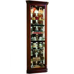 Cambridge Corner Curio Cabinet
