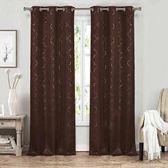 Stephanie 2-Pack Curtain Panel