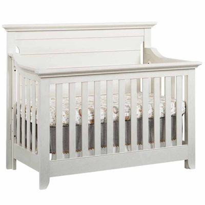 Ozlo Baby Crestwood 4 In 1 Convertible Crib  Oyster White